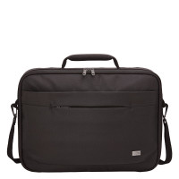 "Case Logic Advantage Laptop Briefcase 15.6"" Black"