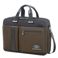 Samsonite Openroad 3-Way Bag 15.6'' Expandable Chestnut Brown