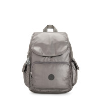 Kipling City Pack Backpack Carbon Metallic