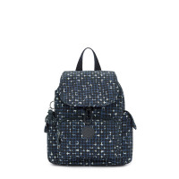 Kipling City Pack Mini Backpack Small O Print