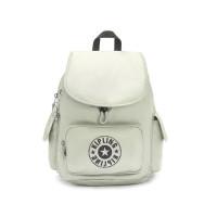 Kipling City Pack S Backpack Dynamic Silver