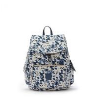 Kipling City Pack S Backpack Flower Art