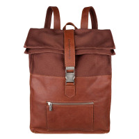 "Cowboysbag Backpack Hunter Laptop 15.6"" Cognac"
