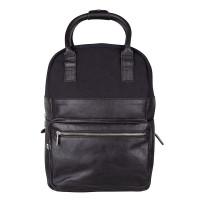 """Cowboysbag Backpack Rocket Laptop 13"""" Black 2275"""