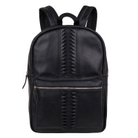"Cowboysbag Bag Afton Laptop Rugzak 15.6"" Black 2040"