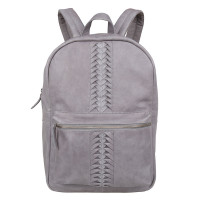 "Cowboysbag Bag Afton Laptop Rugzak 15.6"" Grey 2040"