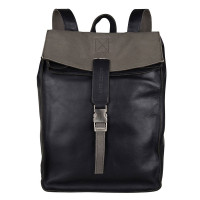 "Cowboysbag Backpack Diablo Laptop 15.6"" Black 2148"