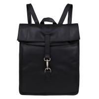 """Cowboysbag Backpack Doral Laptop Rugzak 15"""" Black"""