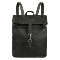 "Cowboysbag Bag Doral Laptop Rugzak 15"" Dark Green 2010"