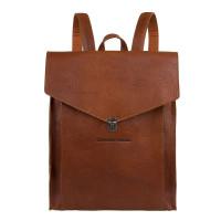 """Cowboysbag Backpack Georgia Laptop 15"""" Juicy Tan 2136"""