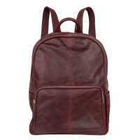 "Cowboysbag Backpack Mason 15"" Burgundy 2117"