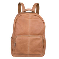 "Cowboysbag Backpack Mason 15"" Camel 2117"