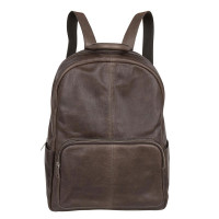 "Cowboysbag Backpack Mason 15"" Storm Grey 2117"