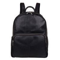 "Cowboysbag Backpack Mason 15"" Black 2117"