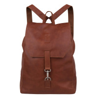 "Cowboysbag Bag Tamarac Laptop Rugzak 15.6"" Cognac 2013"