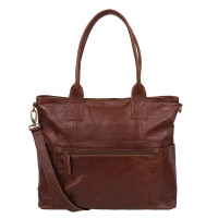 Cowboysbag Bag Acton Schoudertas Cognac 2008