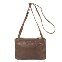Cowboysbag Bag Carter 1958 Schoudertas Taupe