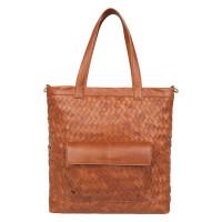Cowboysbag Bag Harrington Schoudertas Tan 2085