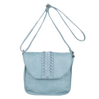 Cowboysbag Bag Linkwood Schoudertas Milky Blue 2099