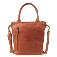 Cowboysbag Bag Luton Medium 1919 Cognac