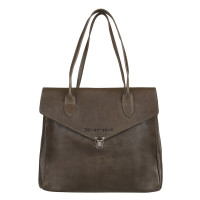 Cowboysbag Bag Remi Schoudertas Hunter Green 2135
