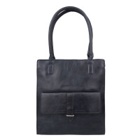 Cowboysbag Bag Stanton Schoudertas Dark Blue 2055