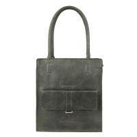 Cowboysbag Bag Stanton Schoudertas Dark Green 2055