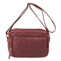 Cowboysbag Bag Stetson Schoudertas 1972 Burgundy