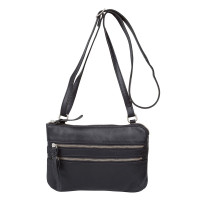 Cowboysbag Bag Tiverton Schoudertas Black