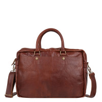 "Cowboysbag Bag Washington 1964 15.6"" Cognac"