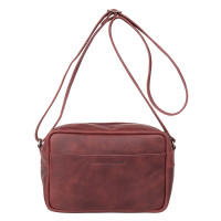 Cowboysbag Bag Woodbine Schoudertas Burgundy 2109