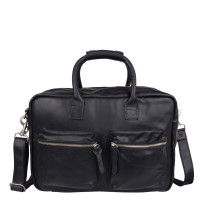 Cowboysbag The College Bag Schoudertas 1380 Black