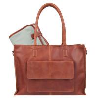 Cowboysbag Luiertas Tortola Cognac 2051