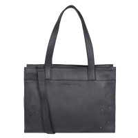 "Cowboysbag Laptop Bag Magnolia 15.6"" Black 2111"
