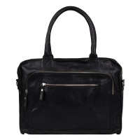 "Cowboysbag Bag Montreal Laptoptas 15.6"" Black 1965"