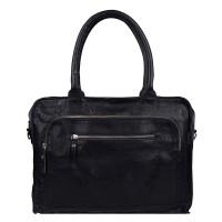 "Cowboysbag Bag Montreal Laptoptas 15.6"" Navy 1965"