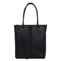 "Cowboysbag Bag Alapocas 13"" Laptop Schoudertas Black 2044"