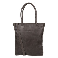 "Cowboysbag Bag Woodridge Schoudertas 13"" Storm Grey"