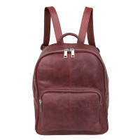 Cowboysbag Backpack Estell Burgundy 2107