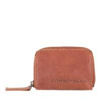 Cowboysbag Purse Holt Portemonnee 1517 Cognac