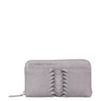 Cowboysbag Purse Silverbrook Portemonnee Grey 2045