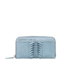 Cowboysbag Purse Silverbrook Portemonnee Milky Blue 2045