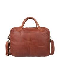 Cowboysbag Laptoptas Bag Sterling 1288 Cognac