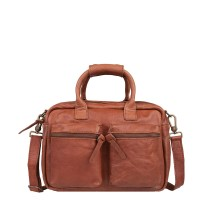 Cowboysbag Schoudertas The Little Bag 1346 Cognac