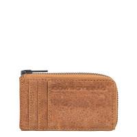 Cowboysbag Wallet Collins Portemonnee Cognac 2103