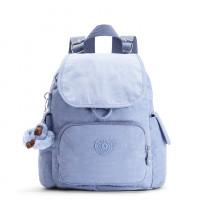 Kipling City Pack Mini Backpack Timid Blue C