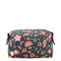 Mi-Pac Wash Bag Toilettas Crafted Folk Black