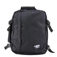CabinZero Classic Mini 28L Ultra Light Cabin Bag Absolute Black