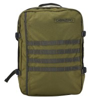 CabinZero Military 44L Lightweight Cabin Bag Military Green