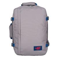 CabinZero Classic 36L Ultra Light Travel Bag Grey Moor